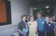 Sandy Hill, Mrs. Barnette, Lloyd Nanney & Mary Nanney