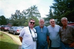 Donald Campbell, Ronnie Brown,<BR> Coy Hutchins, Johnny Dunlap